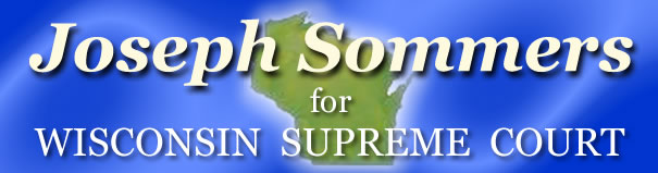 Joseph Sommers for Wisconsin Supreme Court